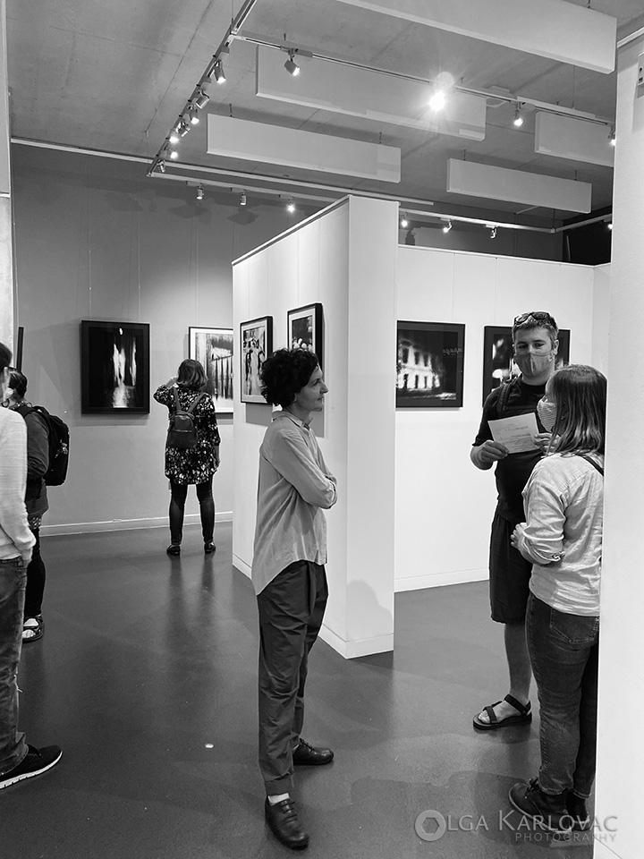 Escape PV Shot Willesden Gallery